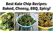 Best Kale Chip Recipes