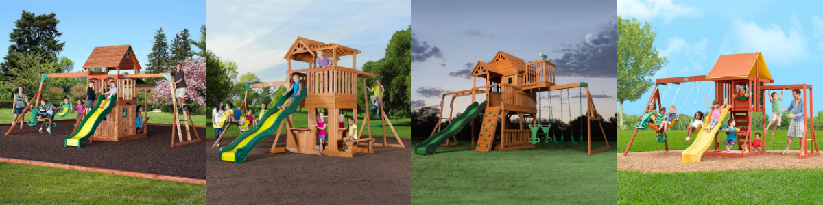 Headline for 10+ Must-Have Outdoor Swing Sets For Kids