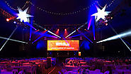 Run Your Event Smoothly With Indoor LED Video Screens