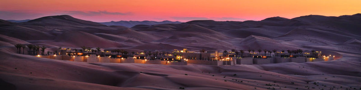 Headline for Most Beautiful Places to Visit in Abu Dhabi – The Beauty of the Desert