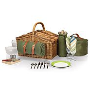 Top 10 Best Picnic Basket Sets Reviews 2017 on Flipboard