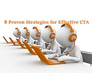 8 PROVEN STRATEGIES FOR AN EFFECTIVE 'CALL TO ACTION'