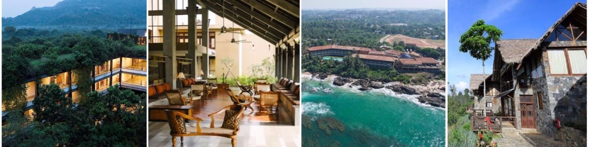 Headline for Exquisite Interior Designs of Luxury Resorts in Sri Lanka – Stunning Architecture and Awe-Inspiring Designing