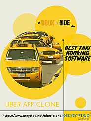 Ready to use an Uber App Clone for Successful Taxi booking Business