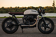 Will's 1978 Honda CX500 Cafe Racer Is Home-built and Humble