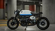 Mexican Beauty – The #4.9 BMW R nineT Cafe Racer by Catrina Motosurf