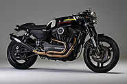 Custom Bike Of The Day - XR 1200 By Cafe Racer Dreams
