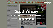 Scott Yancey Reviews - Is it a Scam or Legit?