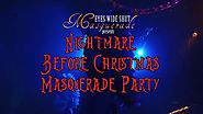 Nightmare Before Christmas Masquerade