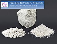 Website at http://pratibharefractory.com/#supplier-kaolin