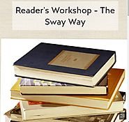 Reader's Workshop – The Sway Way! | Dianne's Digital Discoveries