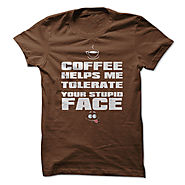 Funny Coffee T-Shirts
