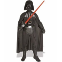 Star Wars Deluxe Darth Vader Deluxe Child Costume, Large (12 - 14): Clothing