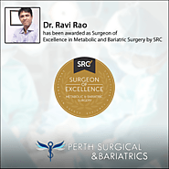 Surgeon of Excellence in Metabolic and Bariatric Surgery - Dr. Ravi Rao