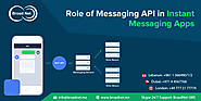 Role of Messaging API in Instant Messaging Apps