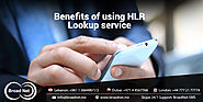 Benefits of using HLR Lookup service