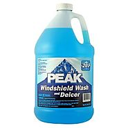Best wind shield washer fluid to buy in 2017