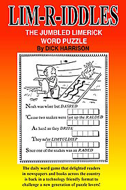 LIM-R-IDDLES - The Scrambled Limerick Word Puzzle