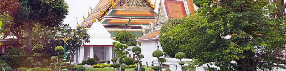 Headline for 5 Major Tourist Attractions in Bangkok - When in the Grand Capital, Don't Miss These!
