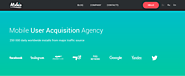 Mobio — Mobile User Acquisition Agency