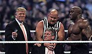 Opinion | Trump goes back to his professional wrestling days