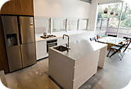 Custom Design Kitchen at Randwick