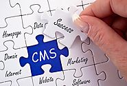 CMS Development to build an attractive website