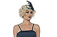 Teal Flapper Costume
