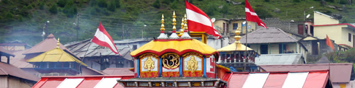 Headline for Char Dham Yatra and Nearby Attractions in Uttarakhand, India