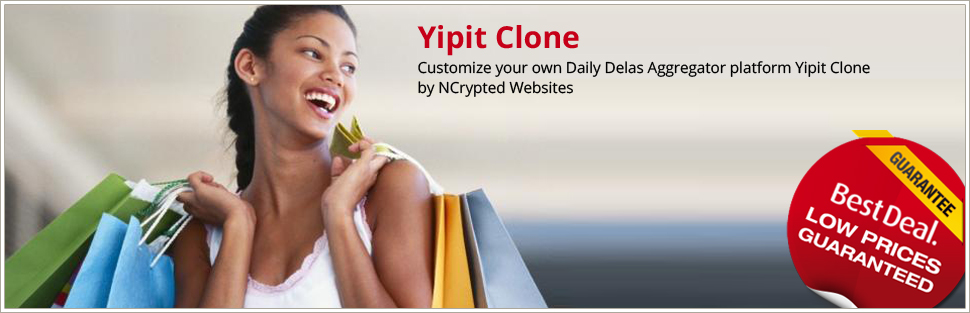 Headline for Yipit Clone | Yipit Clone Script | Daily Deals Aggregator Clone