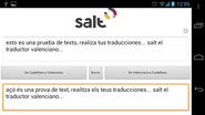Salt - Traductor Valenciano - Android Apps on Google Play