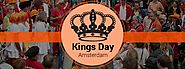 Kings Day (Amsterdam) - From 27th of April in The Year 2018