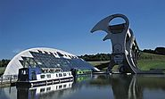 The Falkirk Wheel, Falkirk – Industrial | VisitScotland