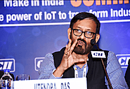 200 delegates attend the Internet of Things Summit on Digital India: Make in India by Confederation of Indian Industr...