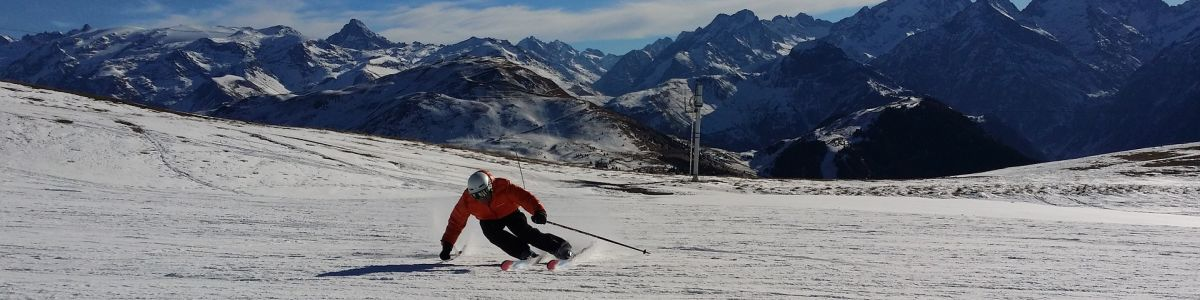 Headline for Ski adventure in Queenstown - Let your adrenaline rush!
