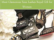Most Glamorous Faux Lashes Royal Gift for Women