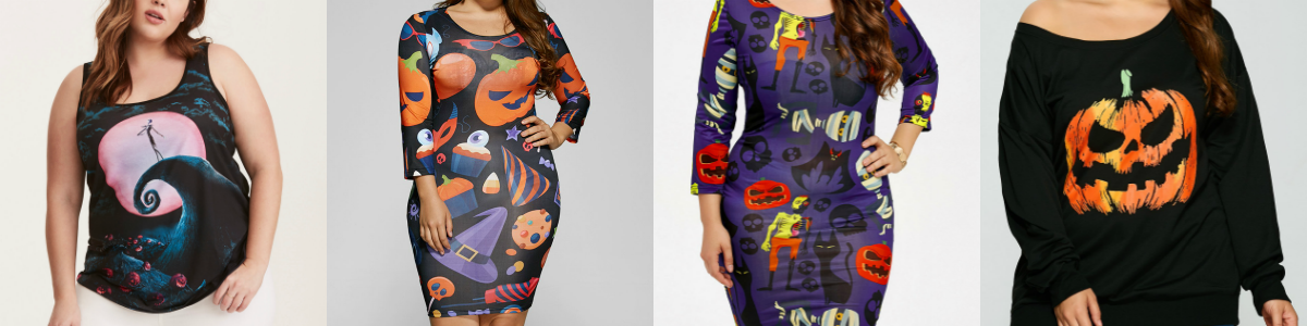 Headline for Plus Size Halloween Outfit Ideas