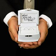 Shop For Wedding Ring Bearer Boxes at Yacanna.Com