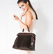 Designer and Fashionable Leather Handbags for Women!