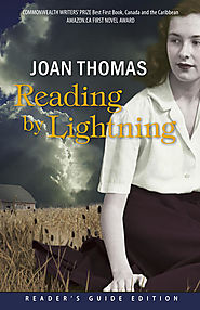 "Kerry Ryan picks Joan Thomas's ""Reading by Lightning"""