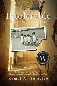 "Christopher DiRaddo picks Kamal Al-Solaylee's ""Intolerable: A Memoir of Extremes"""