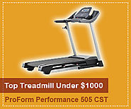 Best Treadmills Under $1000: Our [TOP 5 PICKS OF 2018] Comparison | 10Machines