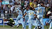 India Grab the Premiere T20 World Cup in 2007