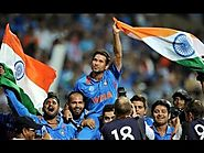 India Beat Srl Lanka to LIft 2011 ODI World Cup