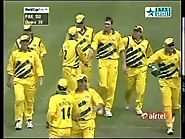 Australia Beated Pakistan in 1999 ODI World Cup