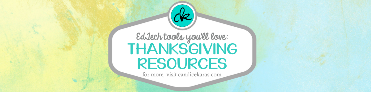 Headline for Thanksgiving Resources