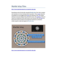Marble Inlay Tiles Marble Inlay Tiles