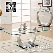 Exclusive High End Designer Silver Furniture RAC