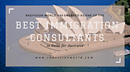 Radvision World Consultancy Has Emerged as One of the Best Immigration Consultants in Delhi for Australia | Radvision...