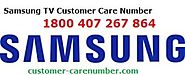 Samsung TV Customer Care Number